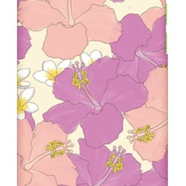 SECOND SKIN - uistore 「Always Surfing (Sherbet Grape)」 / for iPhone 5c/au