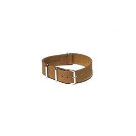 Smart Turnout - Leather Watch Strap (Brown)