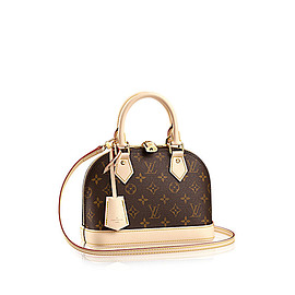 LOUIS VUITTON - Alma BB (Monogram)