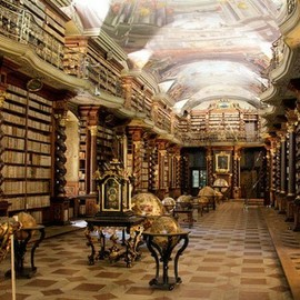 Clementinum National Library, Czech Rep.