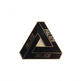 Palace Skateboards - TRI-FERG PIN BLACK