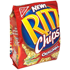 NABISCO - RITZ Chips
