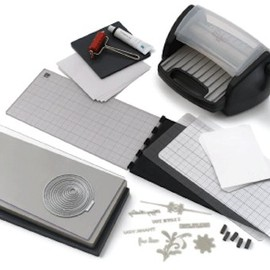 Lifestyle Crafts Letterpress Combo Kit, with Epic 6 Tool