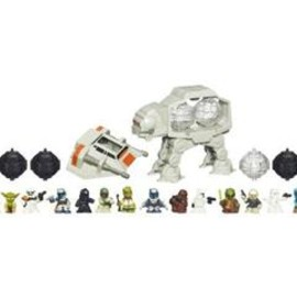 Hasbro - 2012 STAR WARS Fighter Pods Sixteen Pack
