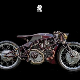 Old Empire Motorcycles - Typhoon 900