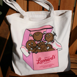 Leonard's bakery - Box of Malasadas Canvas Tote