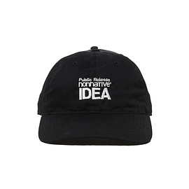 "nonnative, IDEA, Public Release Recordings - DWELLER 6P CAP COTTON TWILL ""Logos"""