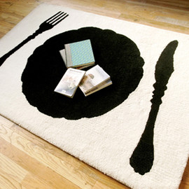 Bob Foundation - Bon Appetit rug