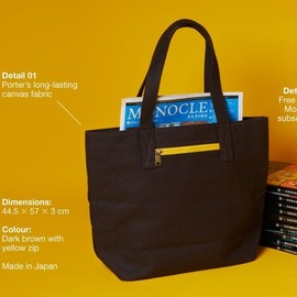 Monocle - Porter Monocle Sub Club Bag