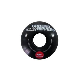 OMG! - GROUND RIPPERS (Black) (53mm)