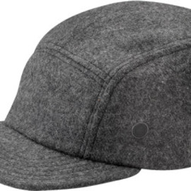 NEW YORK HAT - WOOL CAMP CAP