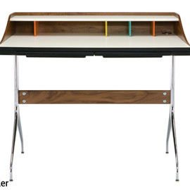 Herman Miller - Nelson Swag Leg Group Desk