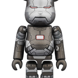 MEDICOM TOY - BE@RBRICK WAR MACHINE 100%