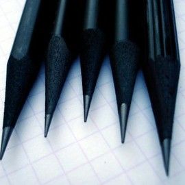 NAVA - Black Dyed Pencils
