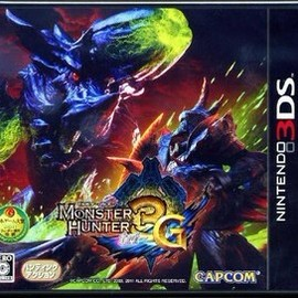 CAPCOM - 3DS Monster Hunter 3G
