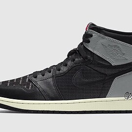 NIKE - Air Jordan 1 Element (Gore-Tex) - Black/Chile Red/Particle Grey/Sail