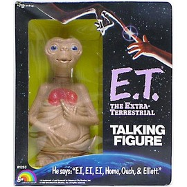 LJN - E.T. Talking Figure