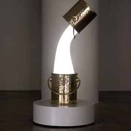 Pieke Bergmans Design - Wonder lamp