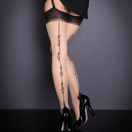 Agent Provocateur - Whip Me Stockings