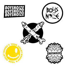 BNR - STICKER PACK