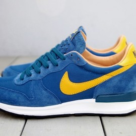 Nike - Nike Air Solstice QS blue yellow