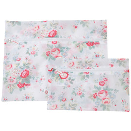 Cath Kidston - Set Of 2 Travel Laundry Bags