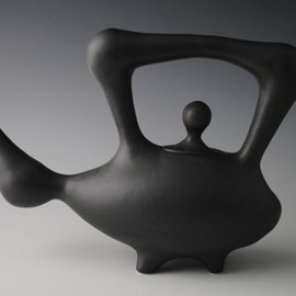 Jack Johnson - Teapots, ceramic
