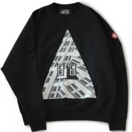 C.E - City Prism Sweat (black)