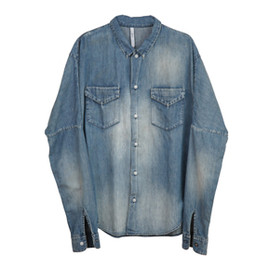 .efiLevol - HardWash Denim Shirt