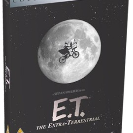 STEVEN SPIELBERG - E.T. The Extra-Terrestrial -- 3Disc Collector's Edition (1982 & 2002 Versions) [DVD]