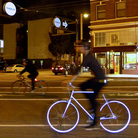 Lumen Reflective Bicycle