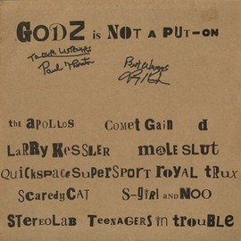 Various Artists - Godz Is Not A Put-On