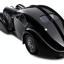 BUGATTI - TYPE 57S ATLANTIC