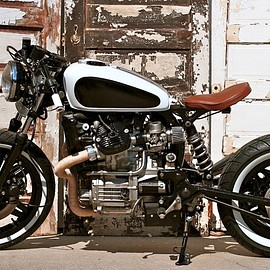 BMW - Magnum Opus' 1980 CX500 Custom, bobber built by Ezio Covelli,  Wilmington - North Carolina (USA)