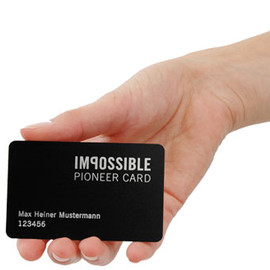 Impossible - Impossible pioneer card