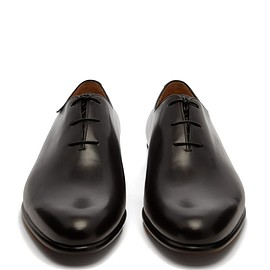 BERLUTI - Alessandro Galet leather oxford shoes