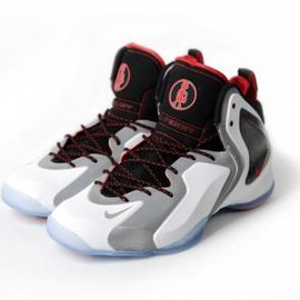 Nike - NIKE LIL PENNY POSITE BLACK/REFLECTIVE SILVER-BLACK-CHILLING RED