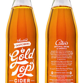 Austin Eastciders - Gold Top