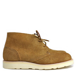 "YUKETEN - for INVENTORY Stockroom ""Rough Out Chukka"""