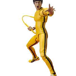 S.H.Figuarts - ブルース・リー(Yellow Track Suit)