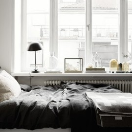my scandinavian home - Monday's home: shades of grey