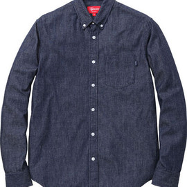 Supreme - Denim Shirt