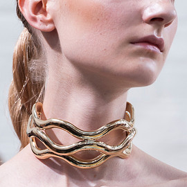 J.W. Anderson - necklace spring 2016
