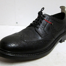 cole haan lunargrand wingtip shoes