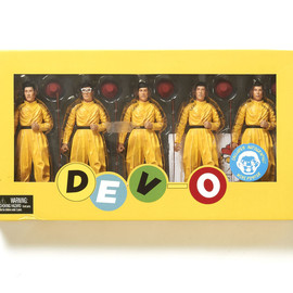 DEVO - Action Figures Set