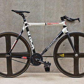 BMC - Track Machine TRC 01