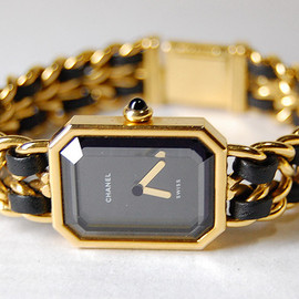 CHANEL - Premiere Gold Plated Watch