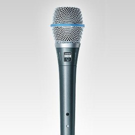 SHURE - Vocal Microphone BETA 87A