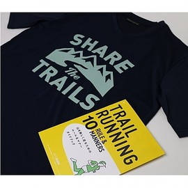 Mountain Martial Arts - MMA SHARE the TRAILS Tee