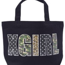 X-girl - CRAZY PATTERN MINI BAG